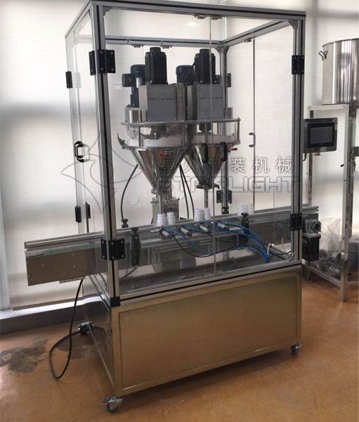 调味料灌装机-自动化调味料灌装机星火厂房实拍图