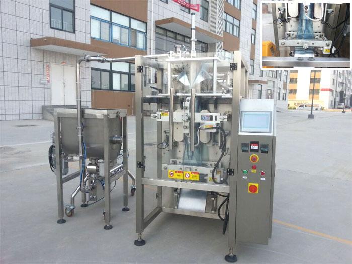 全套火锅底料ballbet贝博在线设备-自动化火锅酱料包装生产线