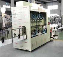 防腐蚀液体自动灌装机